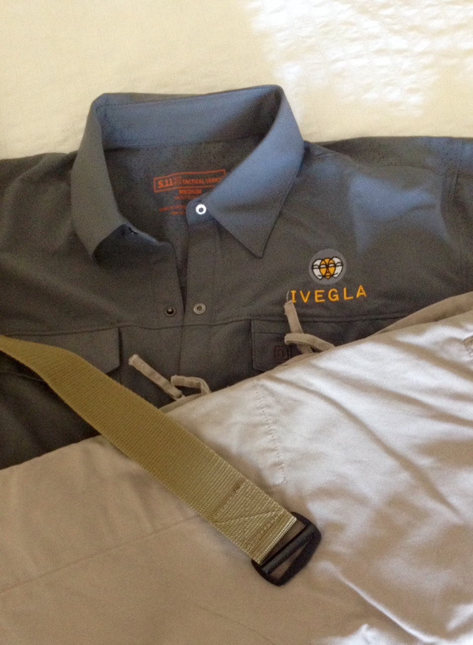 ivegla uniform